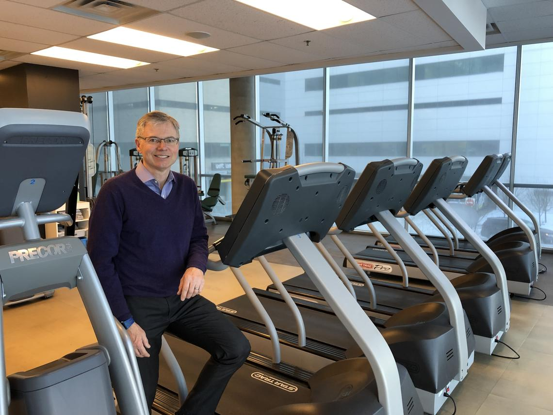 Marc Poulin: How aerobic exercise helps us keep our wits about us as we age