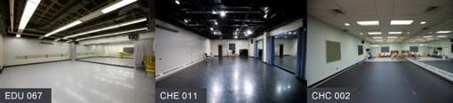 Dance Rooms