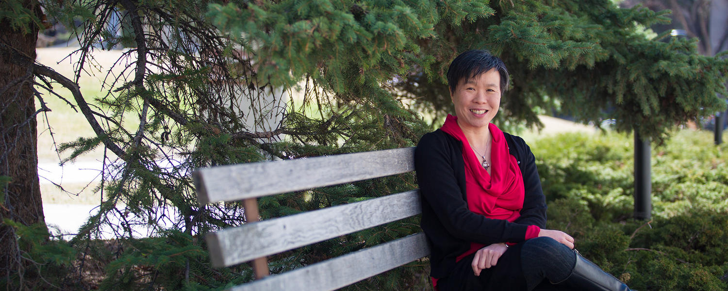 Larissa Lai is the newest Canada Research Chair in Creative Writing in the Faculty of Arts.