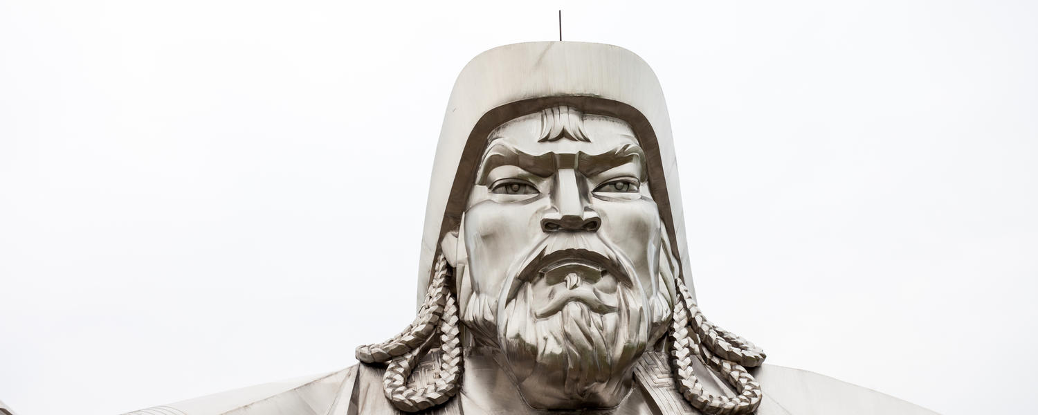 Image of Genghis Khan