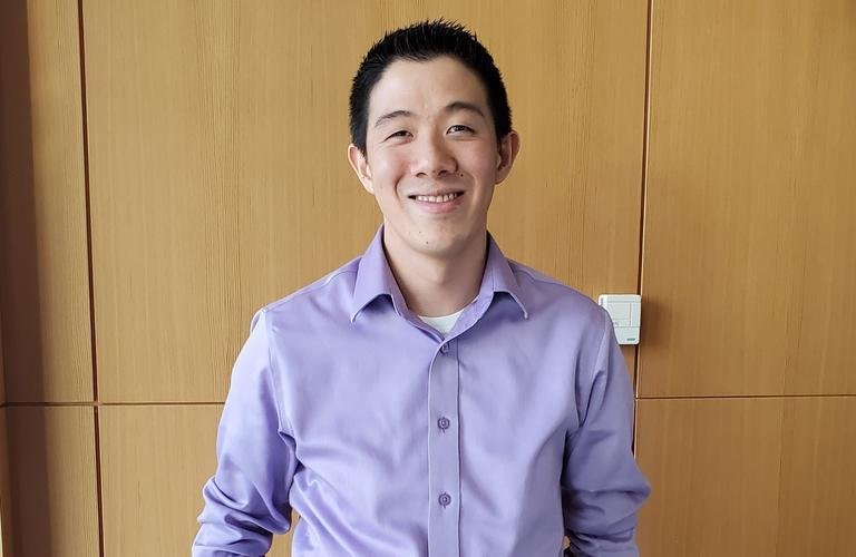 Justin Lo, Arts Co-op Alumnus