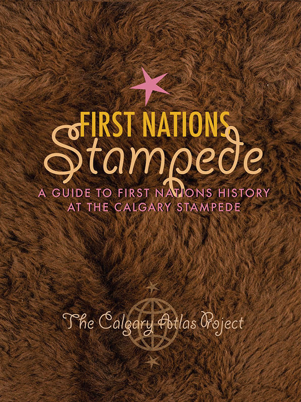 First Nations Stampede Map Cover