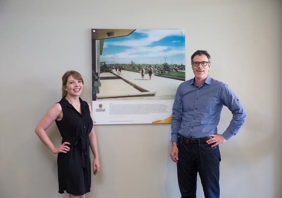 Give to UCalgary Geography department