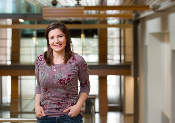Geographer at UCalgary who created a mobility app