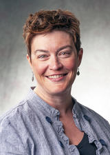 Portrait photo of Associate Dean of Arts Dawn Johnston